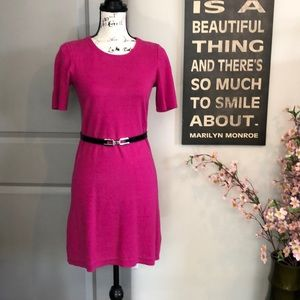 💕Beautiful Hot Pink Ann Taylor Dress💕
